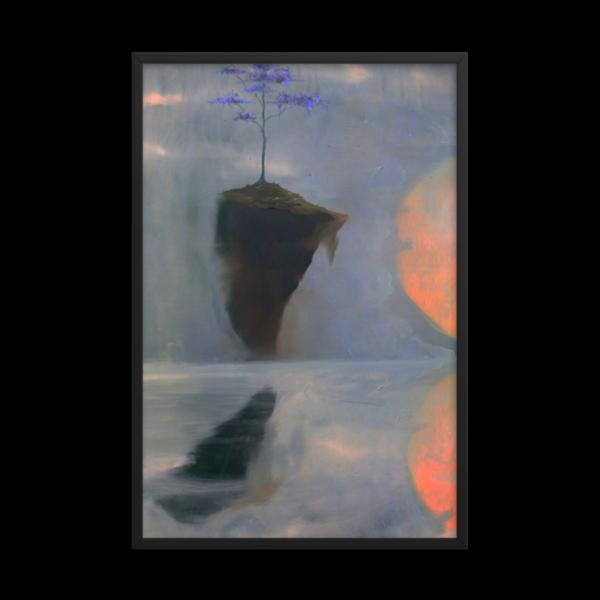 Stolen Framed poster