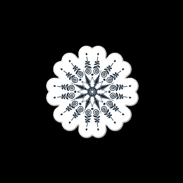 Bubble-free  Mandala stickers