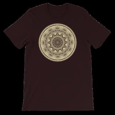 Short-Sleeve Unisex Mandala T-Shirt