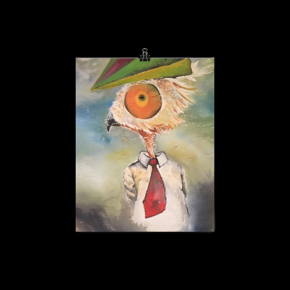 Mr. Birdman Poster