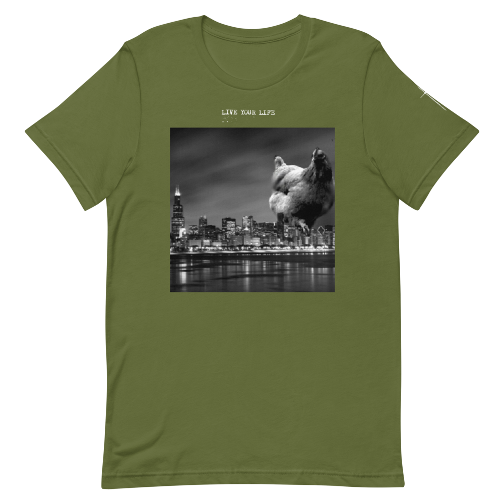 The Terror of Chicago Short-Sleeve Unisex T-Shirt