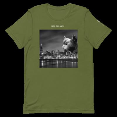 The Terror of Chicago Short-Sleeve Unisex T-Shirt