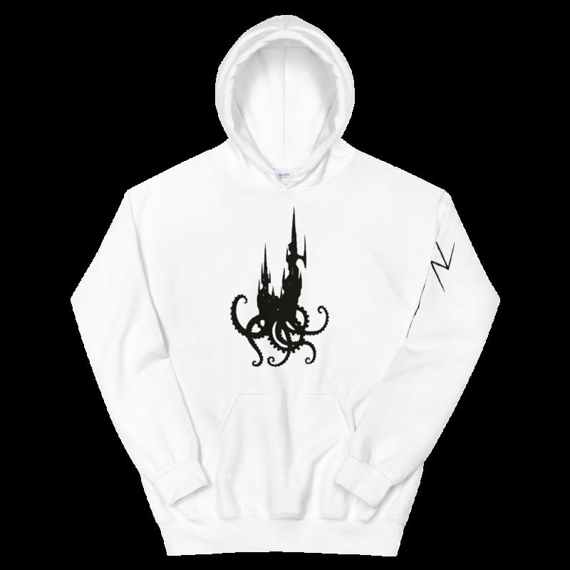 Squid castle Unisex Hoodie