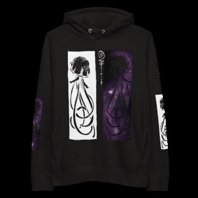 """Duality"" Pullover Hoodie Design by Nigel Roper"