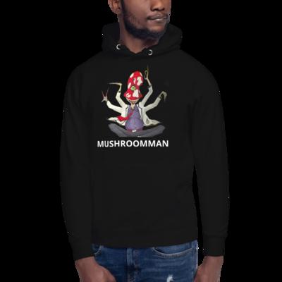 Mushroomman Hoodie