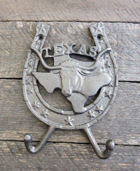 Longhorn Texas 2 Hook T1752