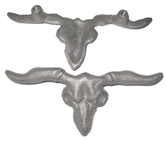 Steer Skull Drawer Pull DI-057 Set of 6