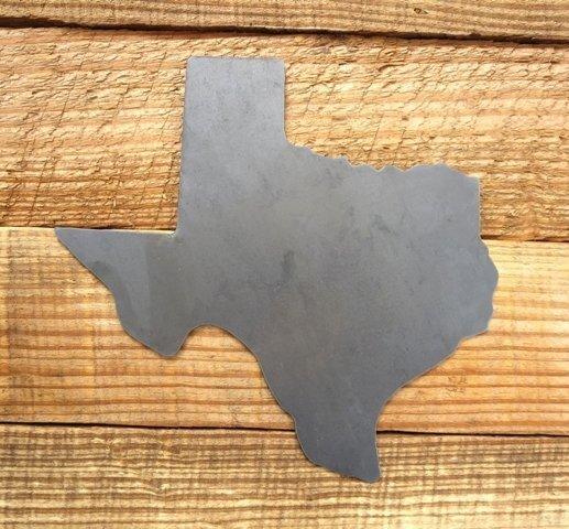 Texas Steel Cutout ~ TSC88