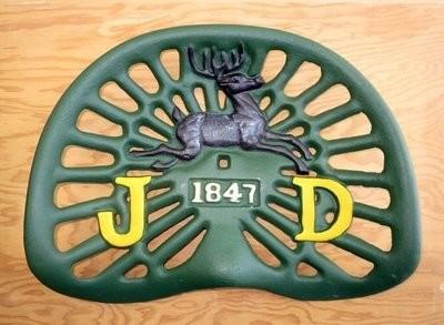 John Deere Tractor Seat ~ R3035
