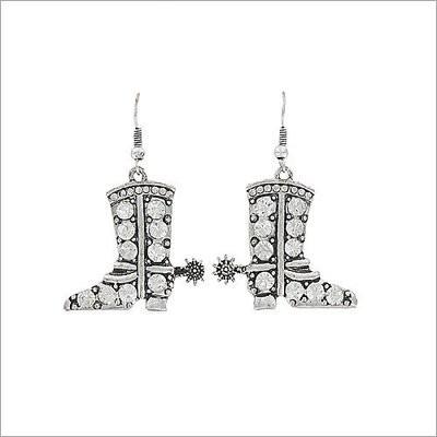 Boot Earrings ~ W046656