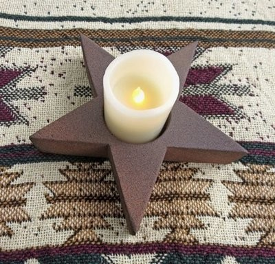 Star Candle Holder ~ JO15010