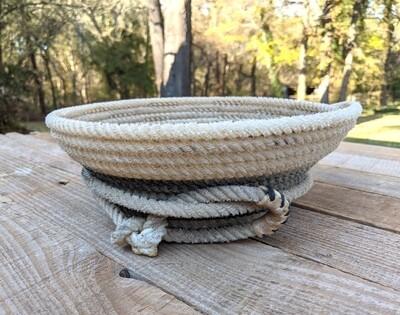 Lariat Basket ~ LB114