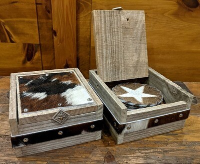 Barn Wood Box ~ BWB76535