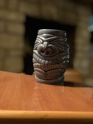 Tiki Mug: Jimmy C Smiley Tiki Mug, Tiki Farm (2001)