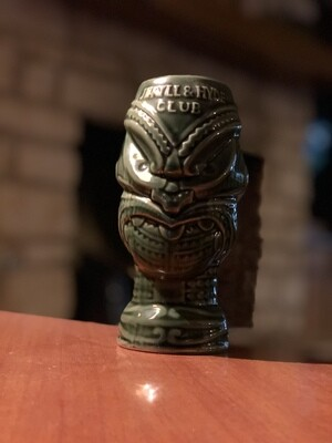 Tiki Mug: Jekyll & Hyde Club 2013 (Green)