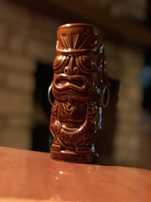Tiki Mug: Emeril's Tchoup Chop (Brown) 2003