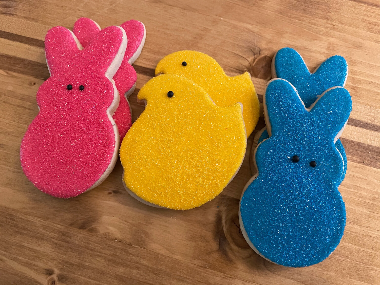Marshmallow Character Cookies