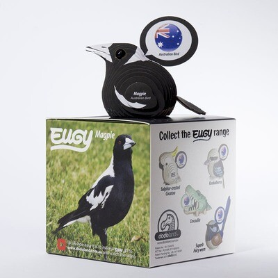 Magpie EUGY Cube pack