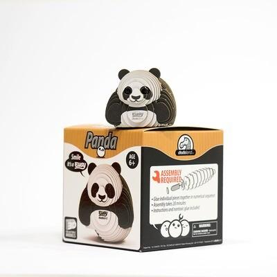 Panda EUGY Cube pack