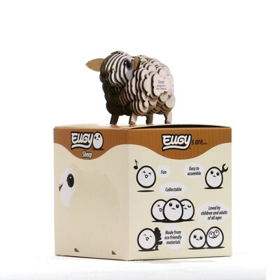 Sheep EUGY Cube pack