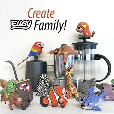 [Special] Create your EUGY family