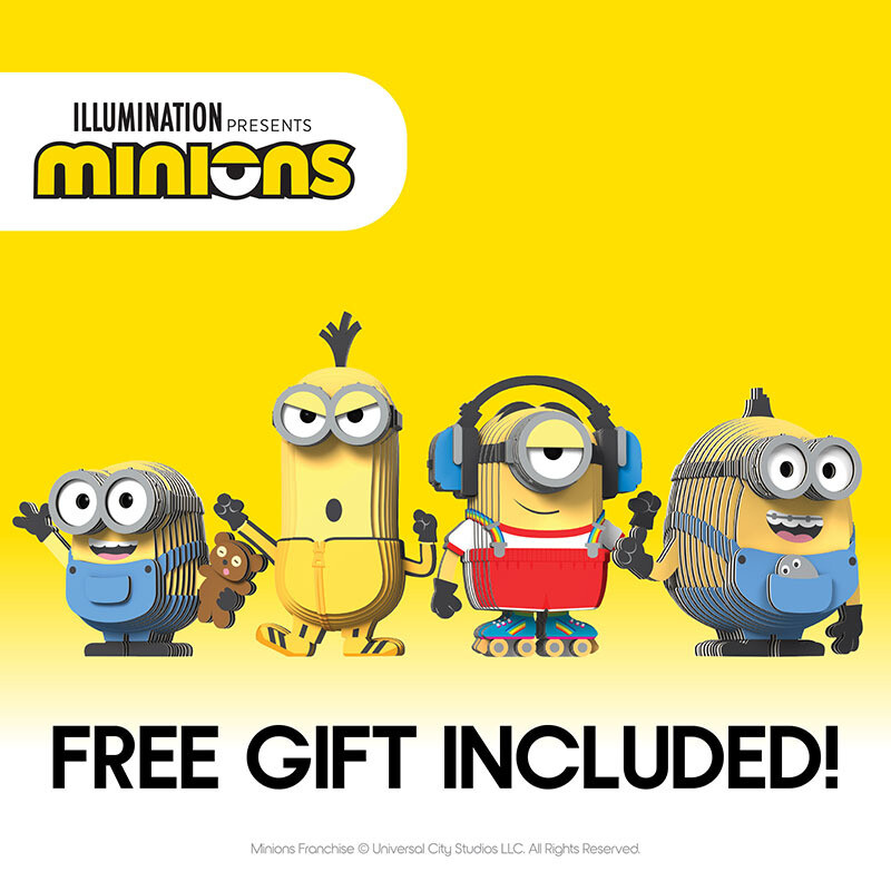 [Special] Minions Set