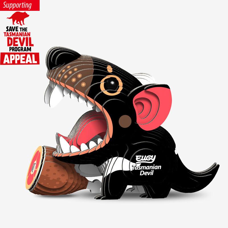 035 Tasmanian Devil
