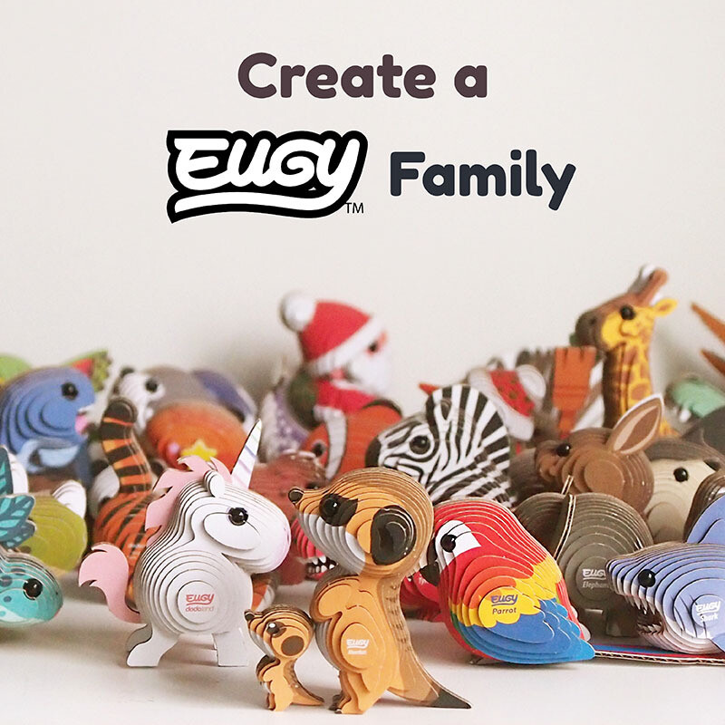 (Special) Create your EUGY family