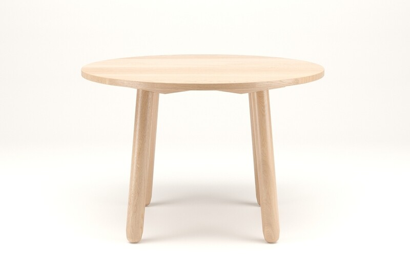 Round Dowel Table