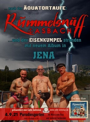 04.09.21 LIVE Rummelsnuff im Paradiesgarten