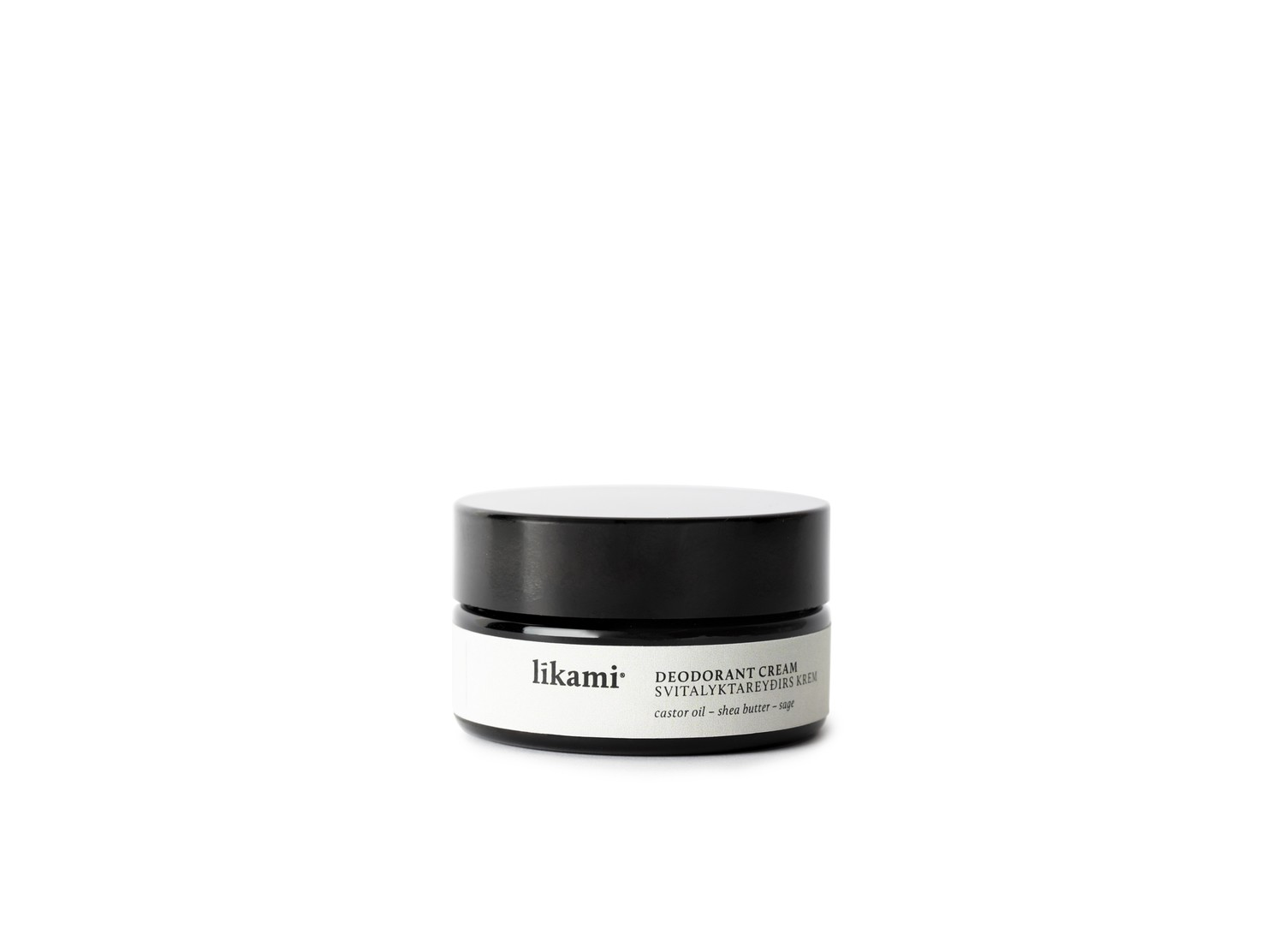 DEODORANT CREAM* - LIKAMI - 50ml