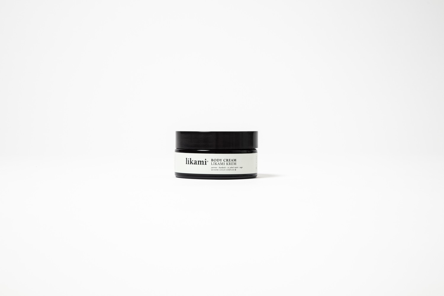 BODY CREAM - 200ml / 6,8 fl oz