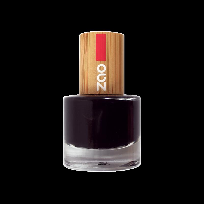 NAGELLAK 'BLACK' - ZAO - 8ML
