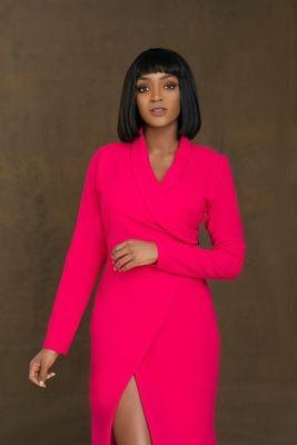 The Liz Blazer Dress