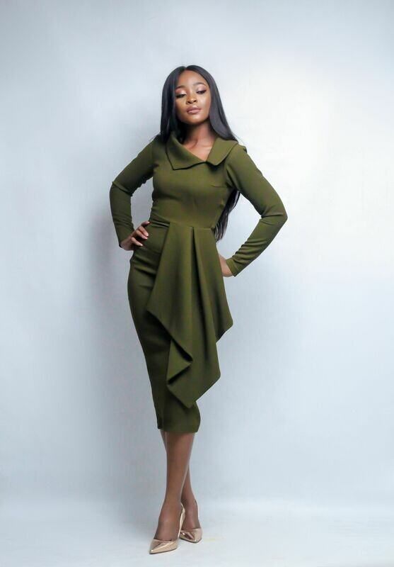 The Melinda Dress