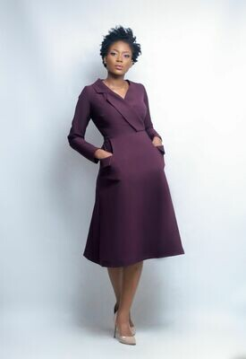 The Sirleaf Dress
