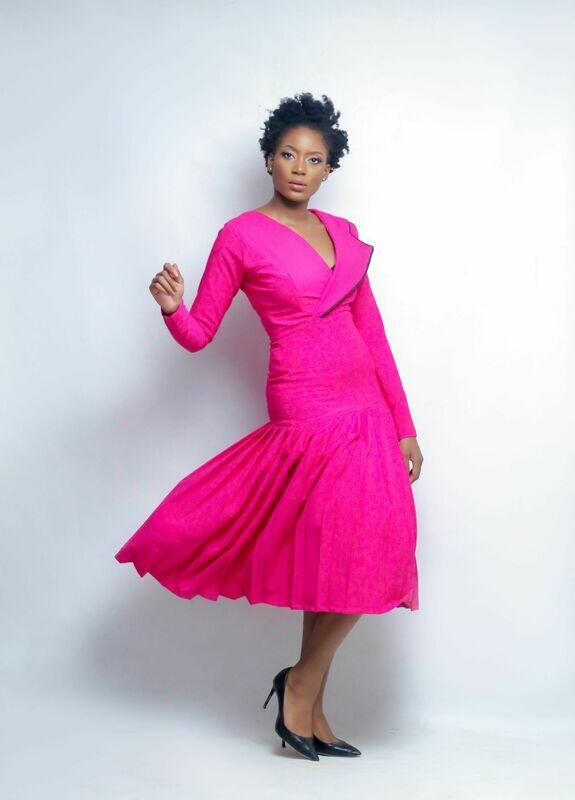 The Amina Dress