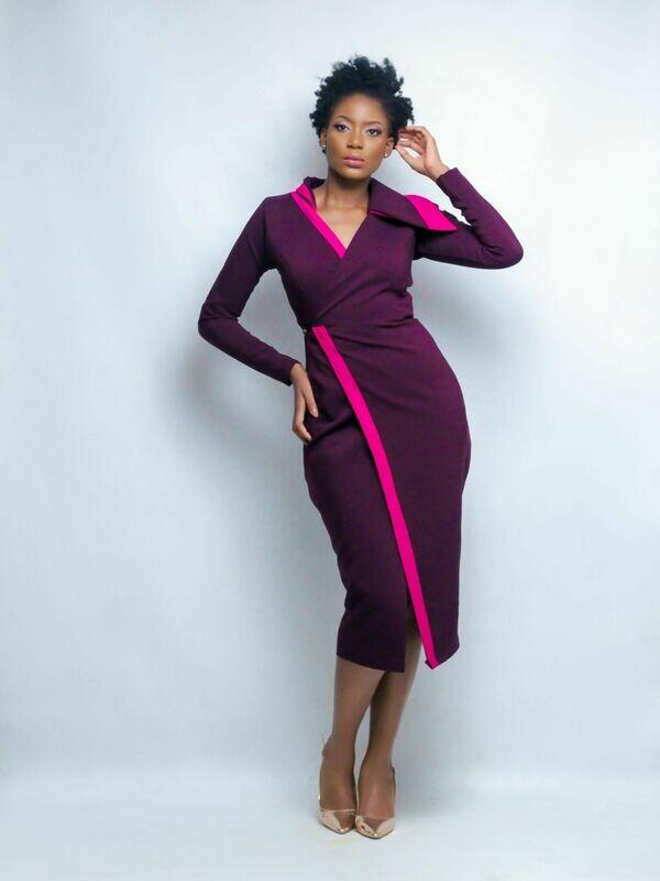 The Sahle Dress