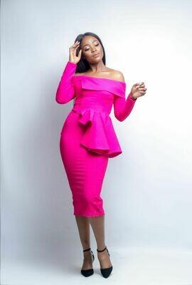 The Kamissa Dress
