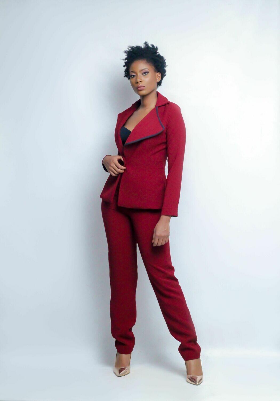 The Hilary Suit