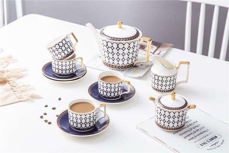 The Kensington Tea Set