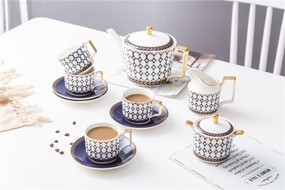 The Kensington Tea Set