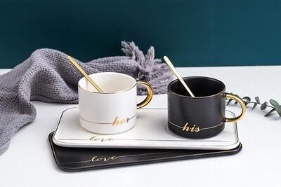 The New York Mug Set