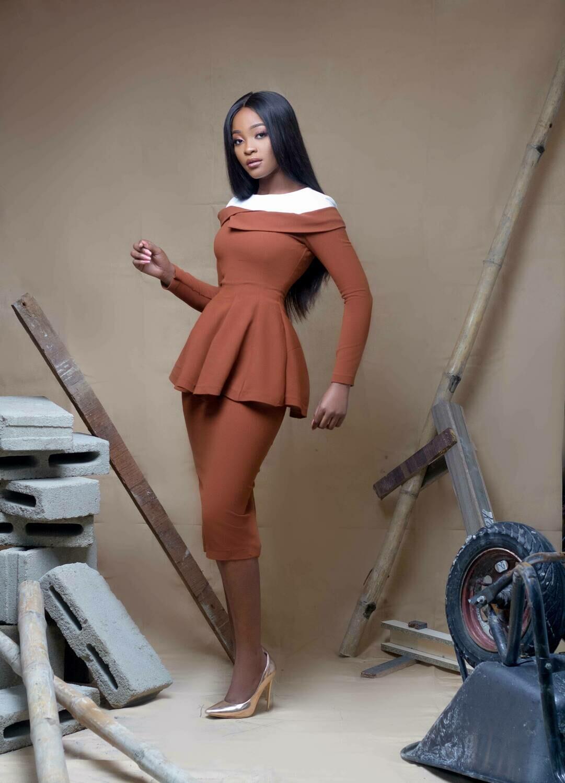 Aisha A Dress