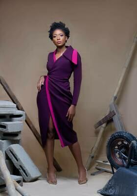 Sahle Dress