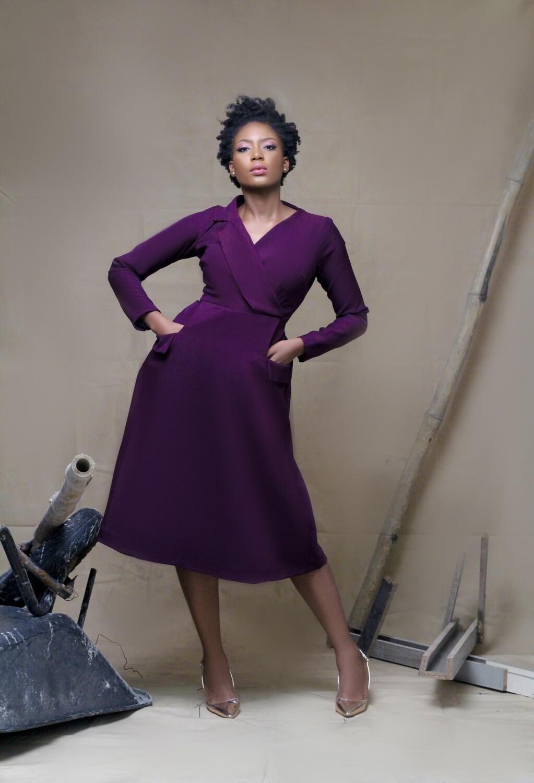 Sirleaf Dress