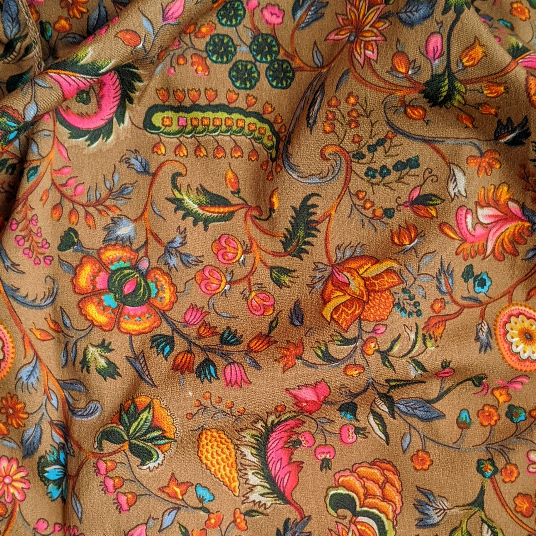 Golden Tulsi Robe