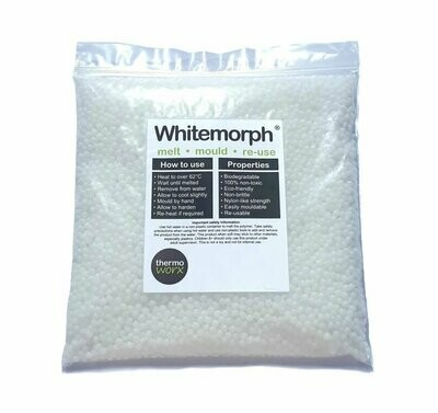 Whitemorph Thermo Plastic 250g