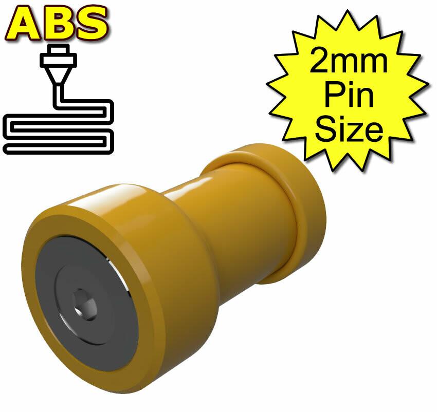 Magnetic Electrode Adaptor 2mm