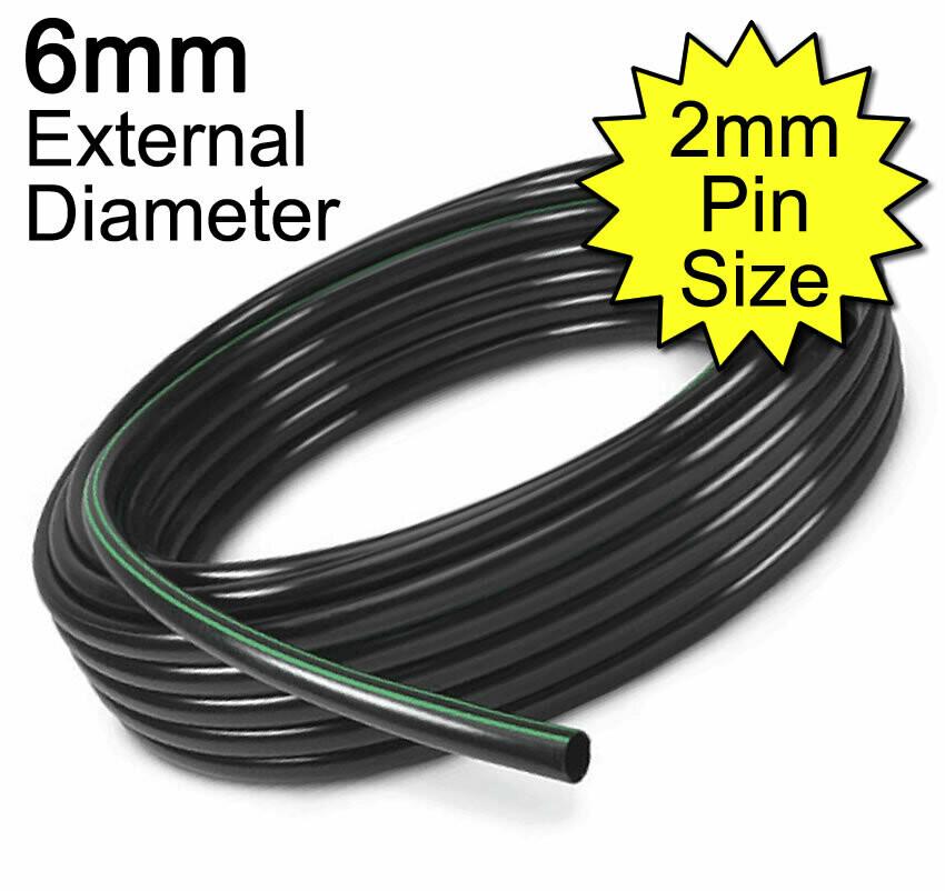 6mm Conductive Rubber 1m Length